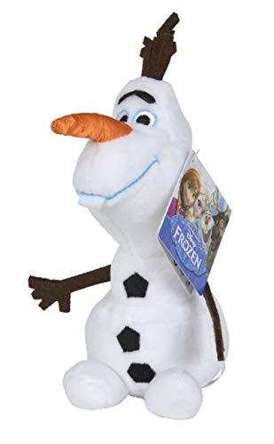 Simba 6315874750 - Disney Frozen Plüsch Schneemann Olaf 20 cm - 2